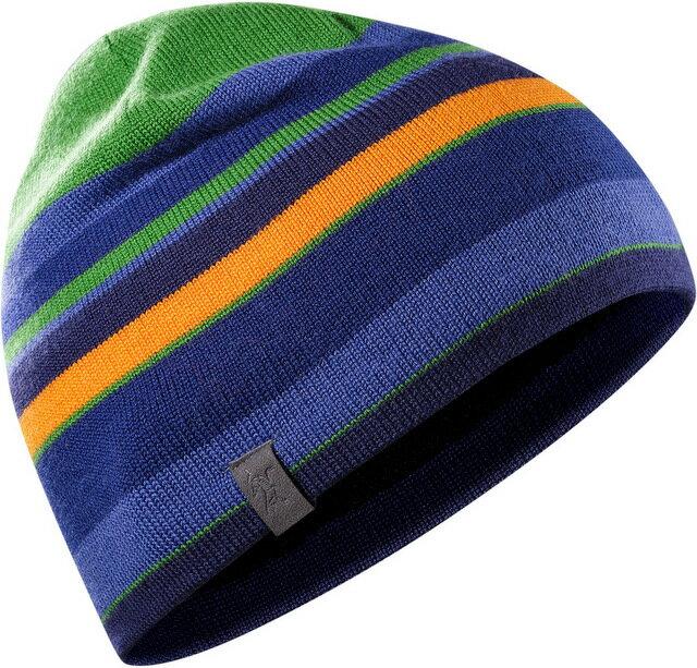 Arcteryx 始祖鳥 保暖帽/毛帽/滑雪/登山 Molly and Moe 羊毛保暖帽 16432 藍銅礦 Arc'teryx