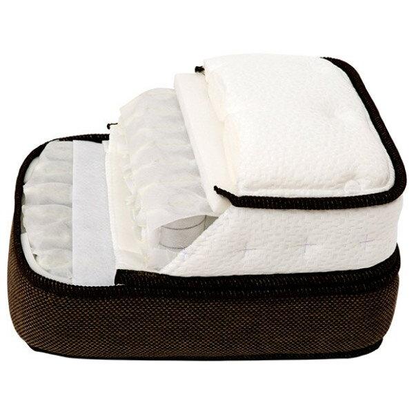 ◎硬質彈簧 獨立筒彈簧床 床墊 N-SLEEP H1-CR 單人 NITORI宜得利家居 8