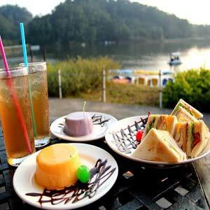 【假日不需加價】西湖渡假村 - 雙人入園 + 雙人下午茶套餐 2
