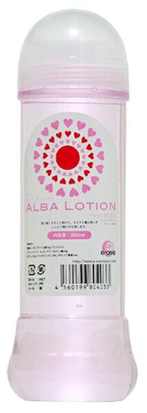 日本A1 Alba Lotion 水溶性潤滑液 300ml