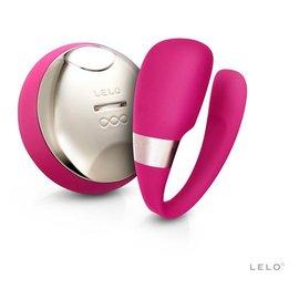 瑞典 LELO TIANI 3 cerise US蒂阿妮3代 遙控情侶共振按摩器  玫瑰紅 [情趣用品 情趣 名器 自慰器 按摩棒 潤滑液 跳蛋]