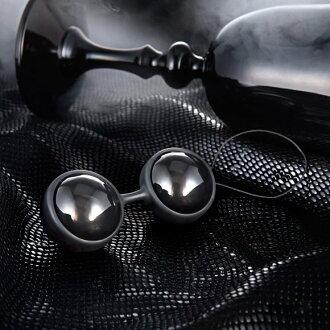 瑞典LELO Luna Beads Noir 露娜球(聰明球) 黑珍珠(後庭專用)