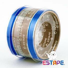 ESTAPE 易撕貼 抽取式OPP膠帶 (藍色)