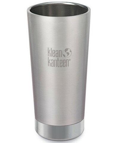 Klean Kanteen不銹鋼雙層真空保溫杯/保冰杯/可樂杯/斷熱杯 Insulated Tumbler K20VSSC 20oz/591ml原色鋼