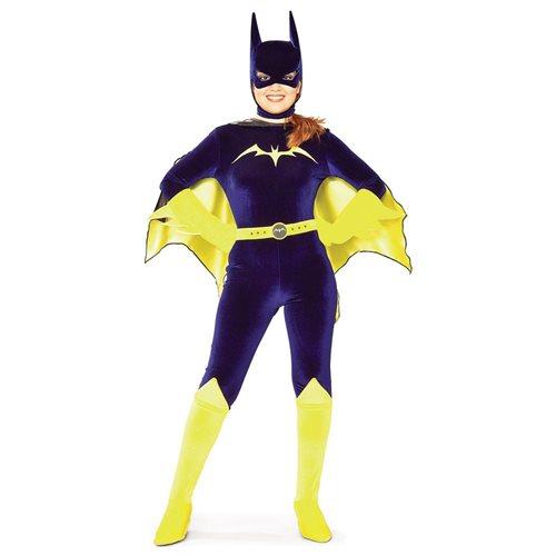 Rubies Halloween Costume Co 21120 Gotham Girls DC Comics Batgirl Adult Size Medium