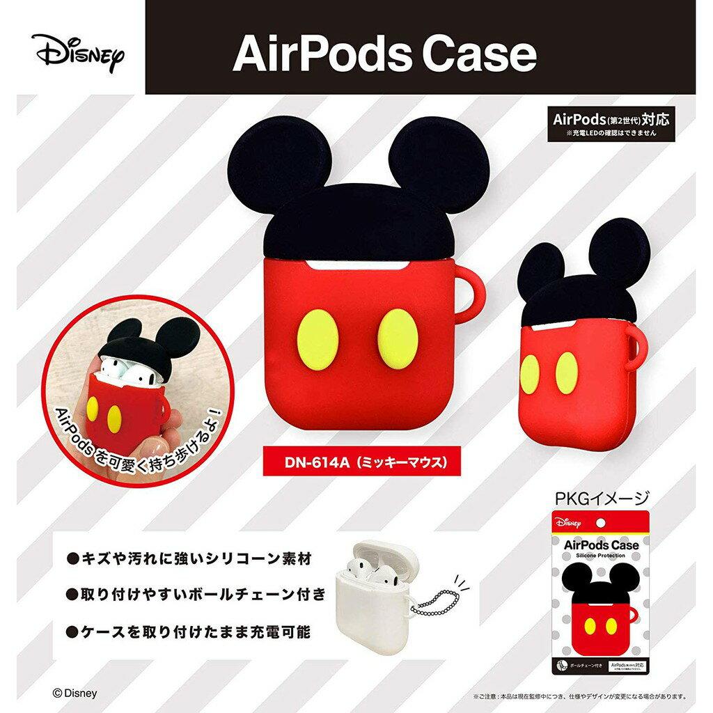 [猴吉本舖]【現貨】日本 最新 Air Pods 無線耳機盒 時尚 情人節 送禮 可愛 米奇 迪士尼