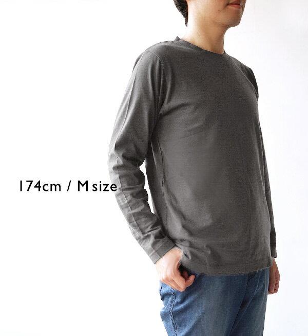 日本e-zakka / 簡約素色長袖T恤 / 32560-1801345 / 日本必買 代購 / 日本樂天直送(2300) 7