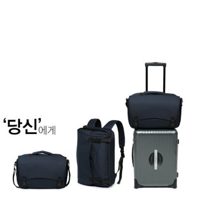 韓國4用包 後背 肩背 飛機包 託運包 功能筆電包 022-9729 0