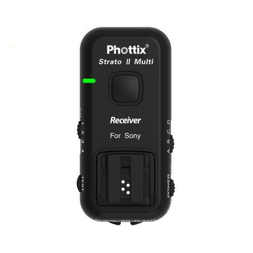 ◎相機專家◎ Phottix Strato II 無線閃燈接收器 for Sony 舊熱靴 群光公司貨