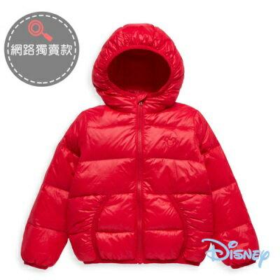 Disney 繽紛暖暖米奇輕羽絨連帽外套