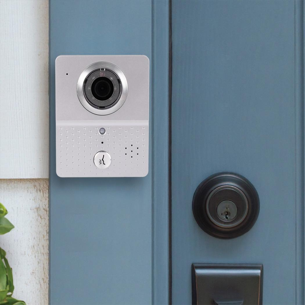 Wireless Enabled Video Visual Intercom Doorbell 5