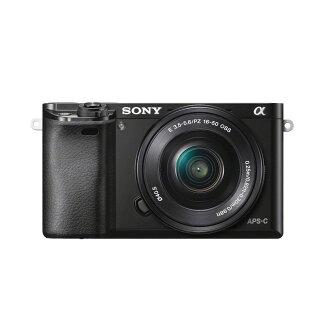SONY 單眼數位相機(單鏡組) ILCE-6000L