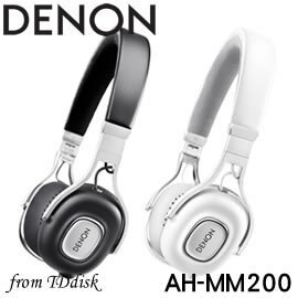 <br/><br/>  DENON AH-MM200 可換線 線控通話 耳罩式耳機<br/><br/>
