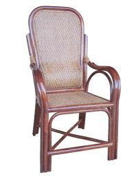 【MSL】精緻單護腰老人藤椅