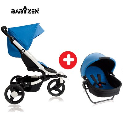 法國【BABYZEN】ZEN 0+ 手推車 (含睡箱) 1