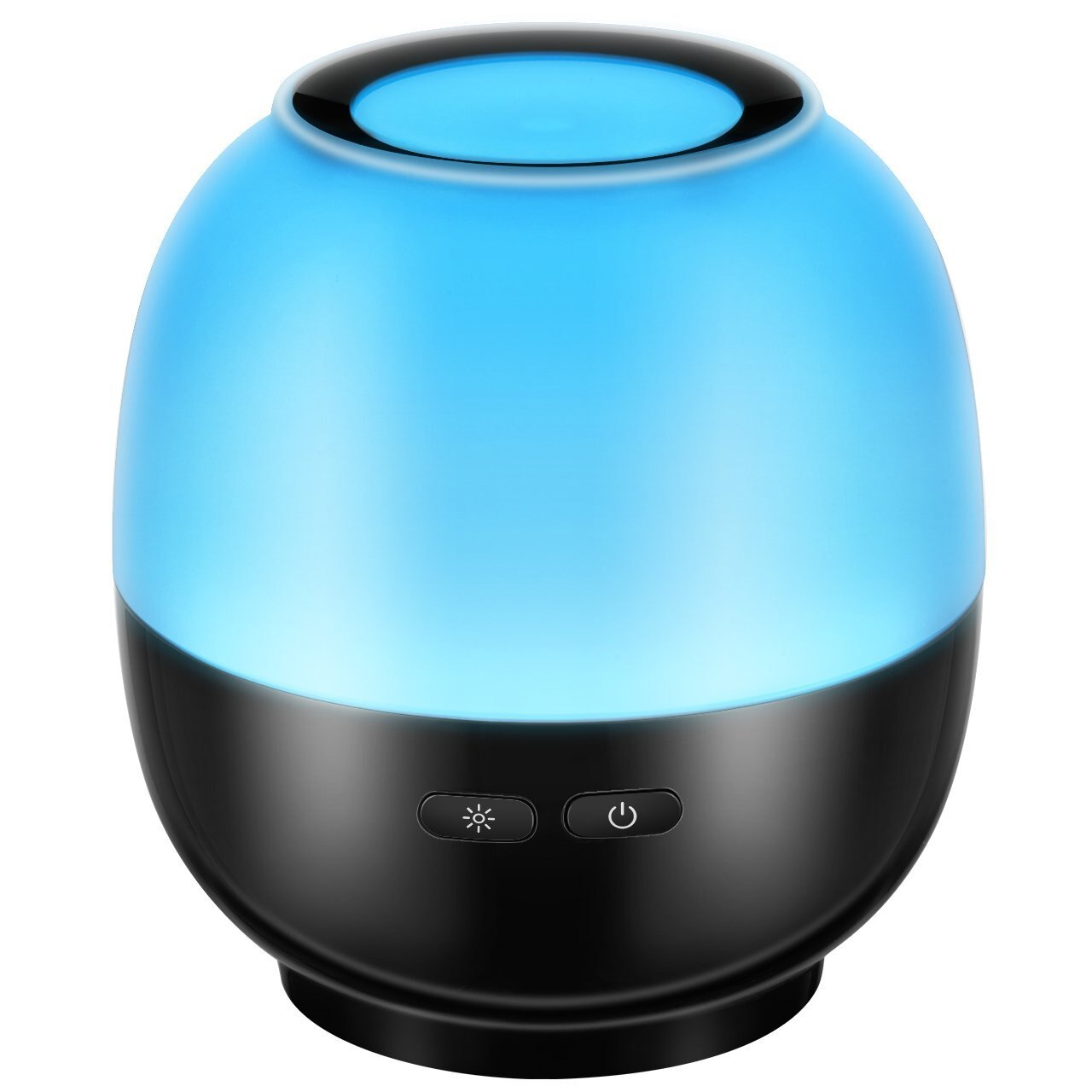 VicTsing Essential Oil Diffuser, 140ml Aroma Essential Oil Diffuser with 7-Color LED Light, Waterless Auto-Off Function, Whisper-Quiet Operation, Suits for Home, Yoga, Office, Spa, Bedroom, Baby Room 0
