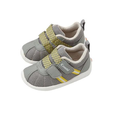 悅兒園婦幼生活館:Combi康貝微風暖洋幼兒機能鞋-月光灰【悅兒園婦幼生活館】