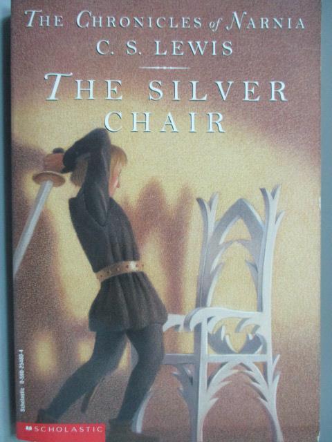~書寶 書T4/原文小說_MEY~The Silver Chair