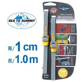 ~~蘋果戶外~~Sea to summit ATDAS101.0 ~寬1cm  長1M~鋁