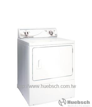 Huebsch 優必洗 ZDE30R(電力型) 15KG 直立前開後控式乾衣機【零利率】