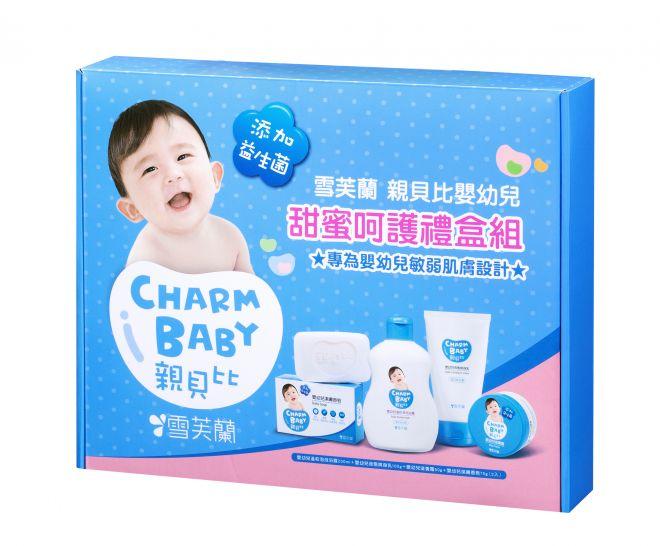 『121婦嬰用品館』親貝比 甜蜜呵護禮盒組5入 0
