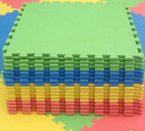泡沫地墊拼圖家用地毯臥室鋪地板墊子 萬寶屋 清涼一夏钜惠