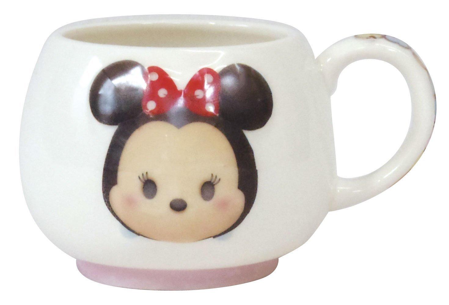 【真愛日本】15061800007 茲姆杯-立體米妮 迪士尼 米老鼠米奇 米妮 杯子 馬克杯 正品 限量 預購