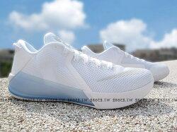 《下殺6折》Shoestw【897657-100】NIKE ZOOM KOBE VENOMENON 6 EP 籃球鞋 白色 男款