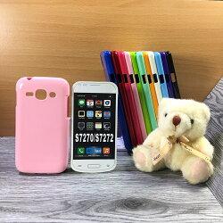 大都會保護殼 Samsung Galaxy Ace3 S7270 保護殼 TPU 軟殼 閃粉 矽膠殼 手機殼 背蓋