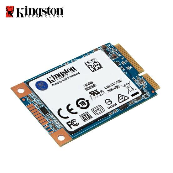 Kingston 金士頓 mSATA SSD 固態硬碟 SA500MS 讀520MB/s 保固公司貨