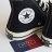 Converse 1970 All Star 奶油底 三星標 黑色 米白 芥末黃 帆布鞋 162058C 4