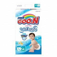 『121婦嬰用品館』大王 境內版尿布 L (54片*4包/箱) 0