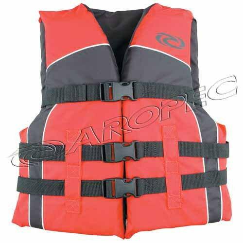 【【蘋果戶外】】AROPECAVT-HD1741Y-USCG青少年用Nylon救生衣百分百台灣監製品質保證