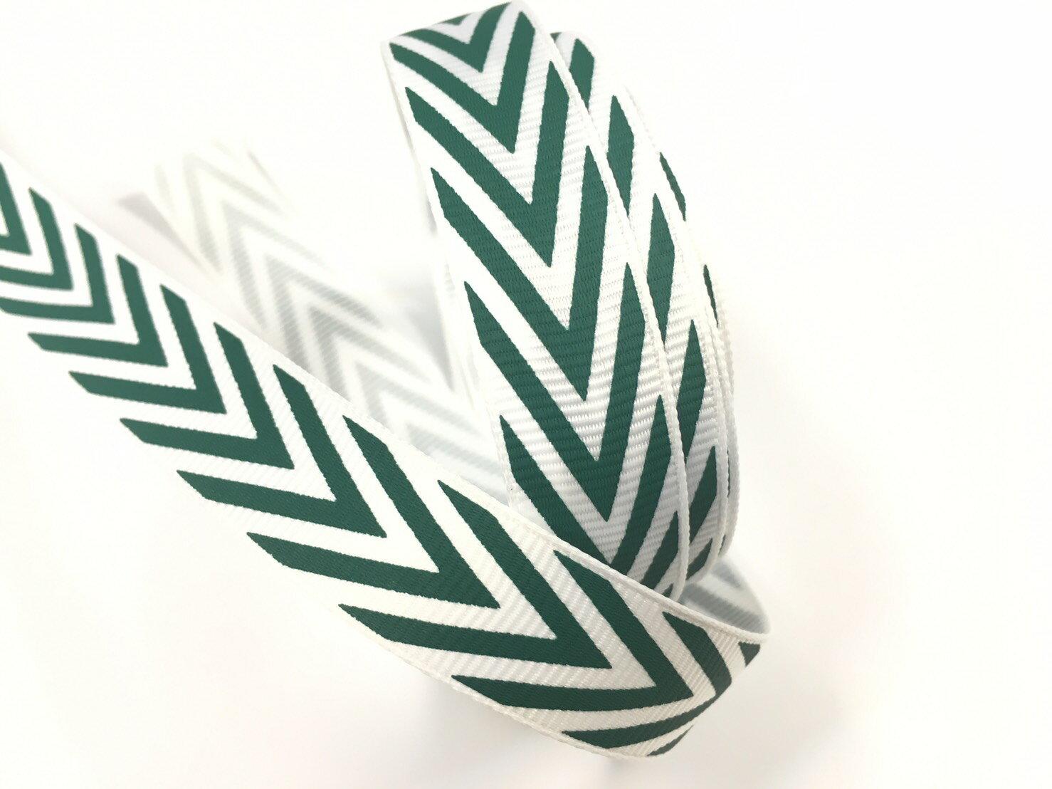 【Crystal Rose緞帶專賣店】羅紋緞帶箭頭15mm3碼裝(3色) 0