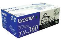 BROTHER TN-360原廠高容量碳粉匣 適用:MFC-7340/7440N/7840W/HL-2140/2170W/DCP-7030/7040