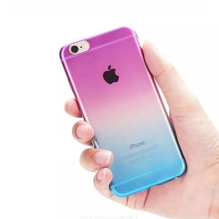 華碩 Zenfone2 5吋 清水套 漸層清水套 軟殼 手機殼