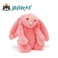 彌月玩具與玩偶推薦到★啦啦看世界★ Jellycat 英國玩具 / 珊瑚粉兔 玩偶 彌月禮 生日禮物 情人節 聖誕節 明星 療癒 辦公室小物就在Woolala推薦彌月玩具與玩偶