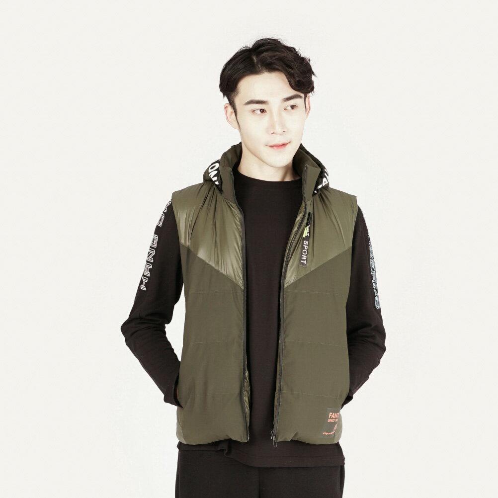 【FANTINO】背心(男)-墨綠 946303 0