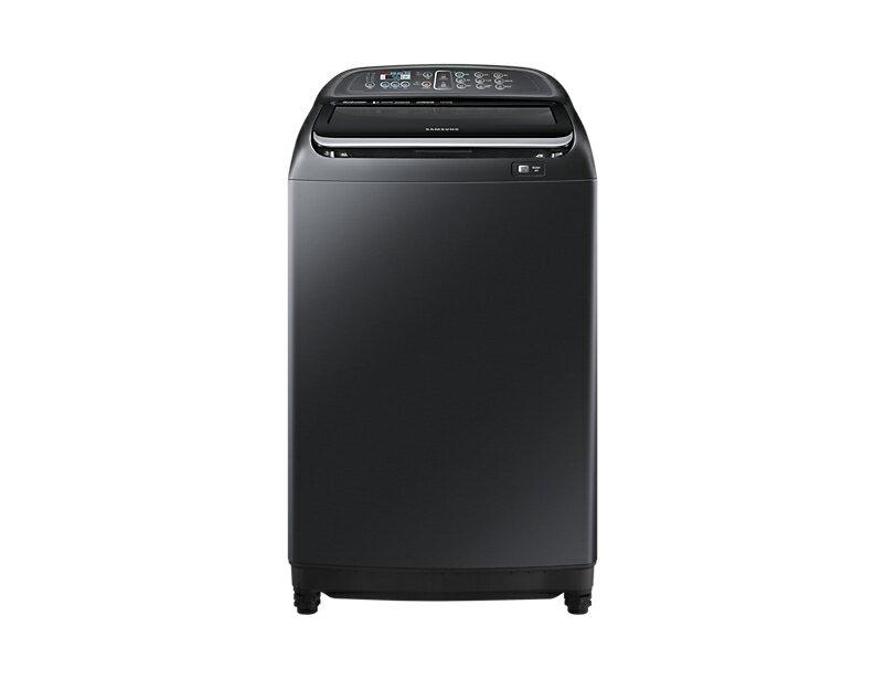 Samsung 三星 16公斤智慧變頻雙效手洗洗衣機 WA16J6750SV/TW /貝殼手洗槽