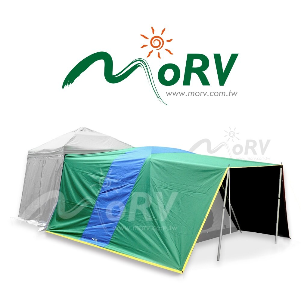 Morv 22秒客廳專用全罩延伸天幕