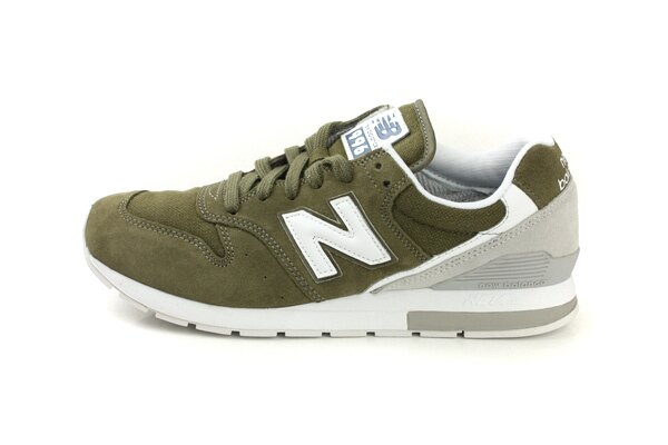 NEW BALANCE 996 運動鞋 綠色 男鞋 MRL996JZ no285 6
