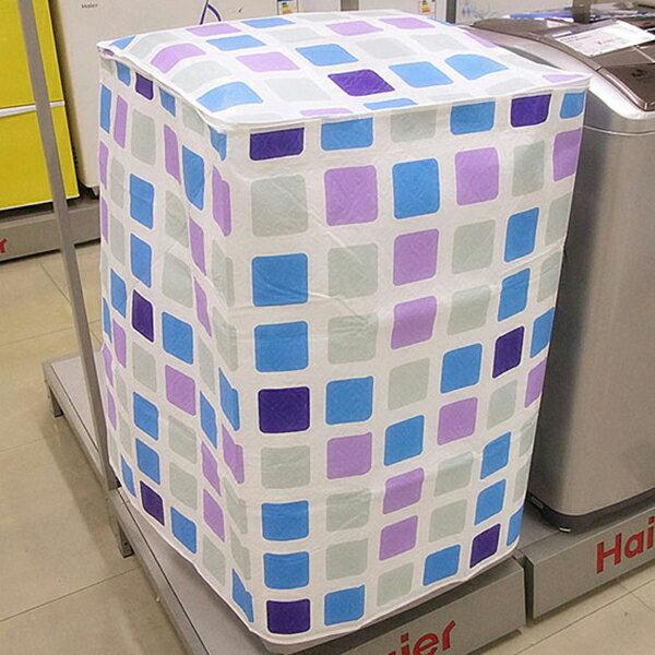 Loxin☆加厚款洗衣機防塵罩【SA0519】全自動機型適用 洗衣機罩/防塵罩/防塵套