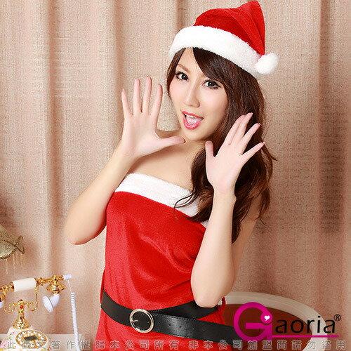 情趣線上◆Gaoria◆歡樂晚宴*聖誕舞會 聖誕角色服◆N2-0093