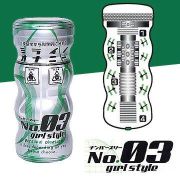 快樂科學自愛杯◆Girl Style NO.03~綠色自慰杯◆矽膠加海棉的柔順觸感 情趣線