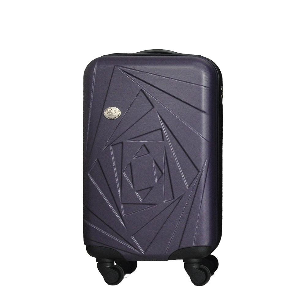 Mon Bagage 巴黎風情系列ABS輕硬殼 20寸 登機箱 旅行箱 行李箱 0