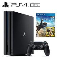 SONY PS4 PRO 1TB 主機 + 真‧三國無雙8《中文版》【三井3C】