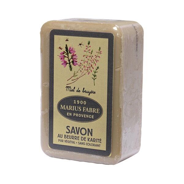 (任選3件享優惠折扣)MARIUSFABRE法鉑天然草本蜂蜜棕櫚皂250GUPSM認證EPV標章法國原裝進口
