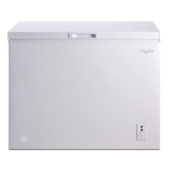 Whirlpool 惠而浦 WCF255W1 臥式冰櫃 (255L)(純白色) 產地:中國【零利率】