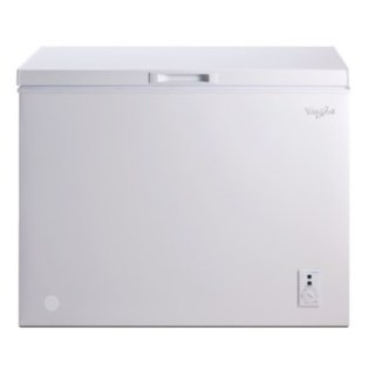 得意專業家電音響:Whirlpool惠而浦WCF255W1臥式冰櫃(255L)(純白色)產地:中國【零利率】