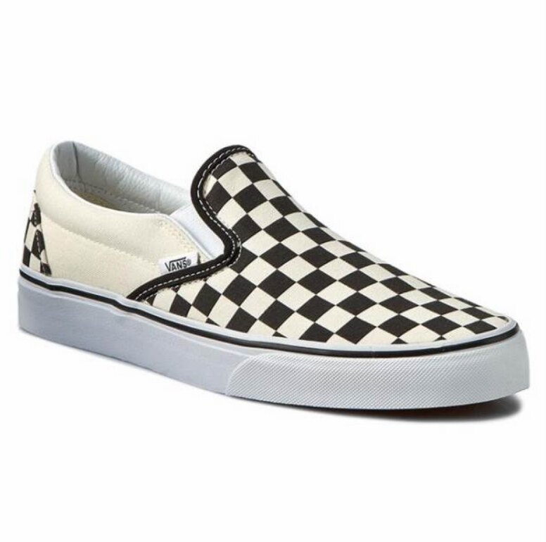 【VANS】Classic Slip-On 棋盤格懶人鞋 平底鞋 懶人鞋 VN000EYEBWW (palace store) 2
